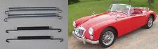 (x4) MG A MGA    Rear Brake Shoe Return Springs   (1955- 62)