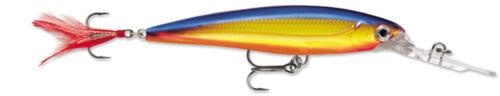 Various Colors Rapala X-Rap Deep //// XRD08 //// 8cm 7g Fishing Lures