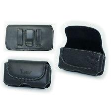 Belt Holster Pouch for LG Optimus Dynamic 2 II LGL39C L39c (Fits w Hard case on)