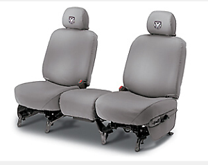 Astonishing Details About 06 10 Dodge Ram 2500 3500 4500 5500 Mist Gray 40 20 40 Front Bench Seat Cover Dailytribune Chair Design For Home Dailytribuneorg