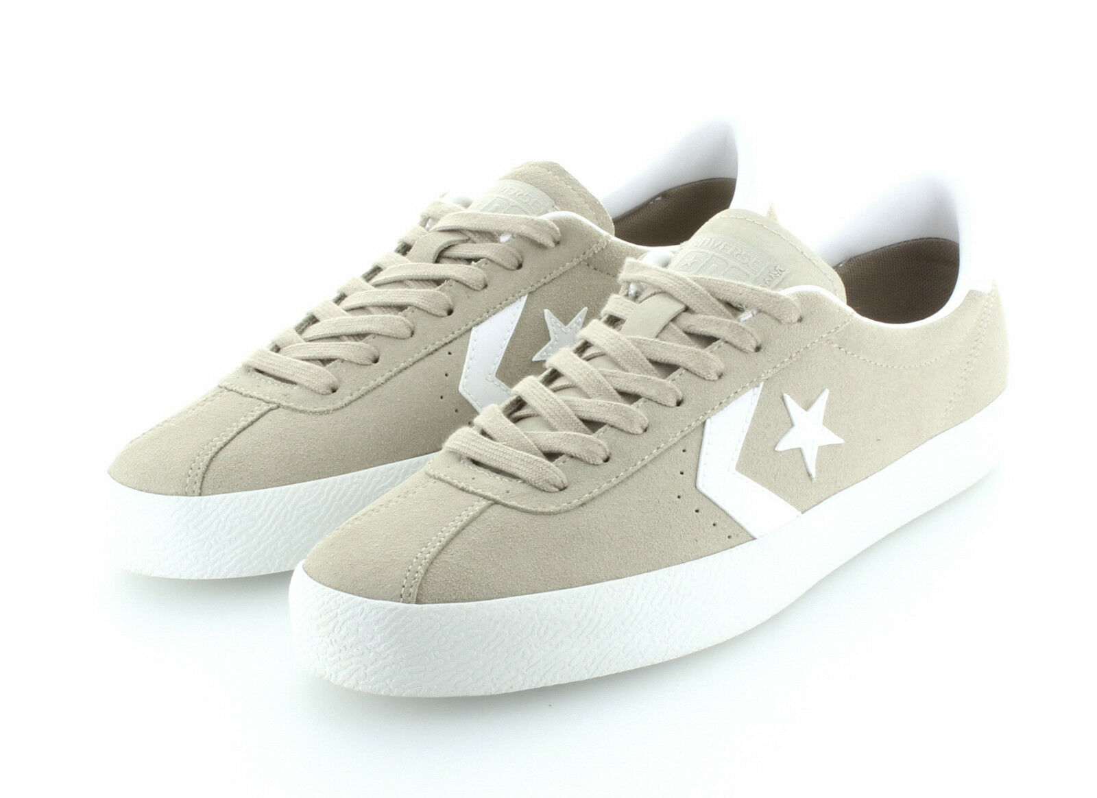 Converse Cons Breakpoint Ox Suede Rope White Gr. 42,5  / 43 US 9