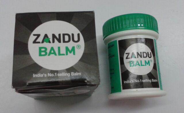 Zandu Balm Powerful Ayurvedic Relief from Pains Zandu Balm in 25/50/100 ML
