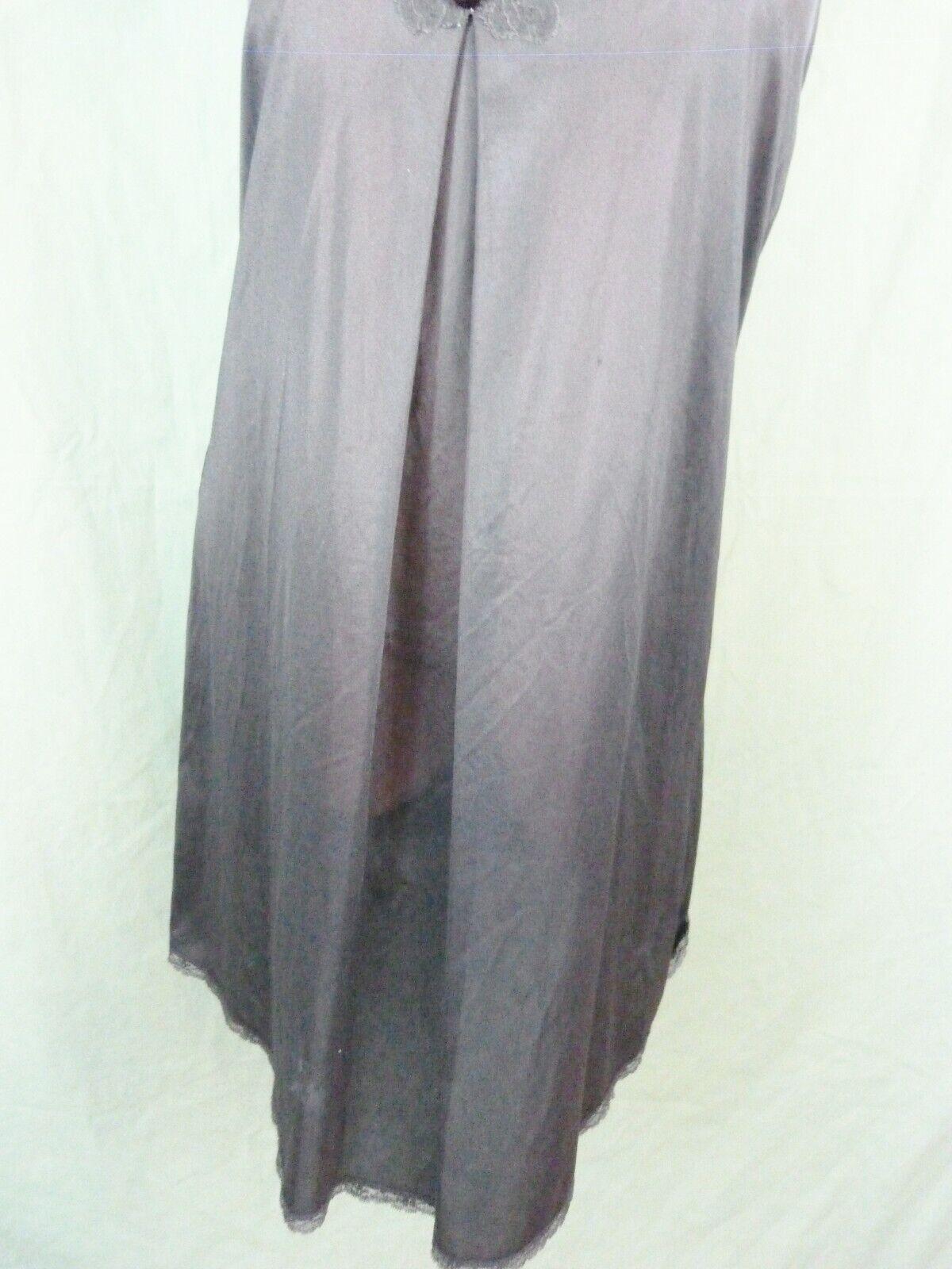 Texsheen Size Medium Full Slip Nightgown - image 5