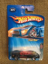 Hot Wheels 2005 Mainline Final Run Thomassima III