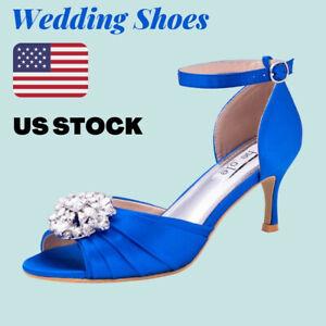 New Womens Ladies Low Heel Sandals