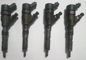 Injecteur BOSCH PEUGEOT 206 307 CITROËN C5 Xsara 2.0 HDI 0445110076-9641742880