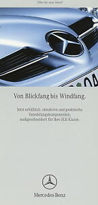 0442MB-Mercedes-SLK-Zubehoer-Prospekt-2004-10-04-Folder-brochure-accessories