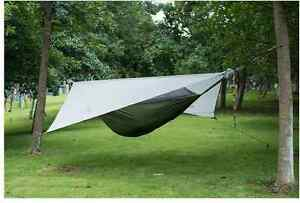 image is loading army military survival tent hammock  parachute camping hiking  army military survival tent hammock parachute camping hiking light      rh   ebay   au