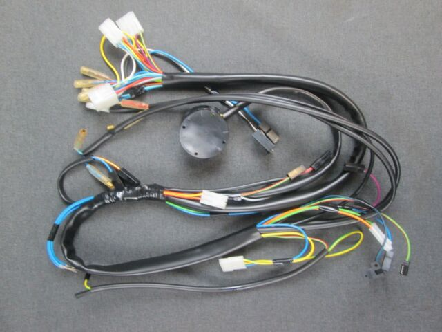 genine aprilia rx 50 1989 main wiring harness ap8212284 mt ebay rh ebay co uk 50's wiring harness crf50 wiring harness