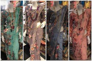 Ethnic-traditional-Wedding-Saree-Indian-Fancy-Silk-Wedding-Fashion-Wear-Sari-KP