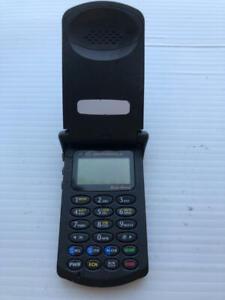 Motorola StarTAC Black Flip Phone - ASIS