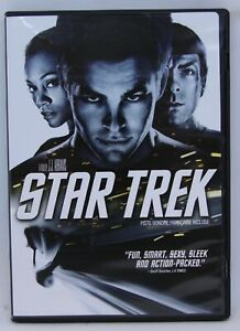 Star-trek-DVD-Chris-Pine-Zachary-Quinto-2009-bilingual
