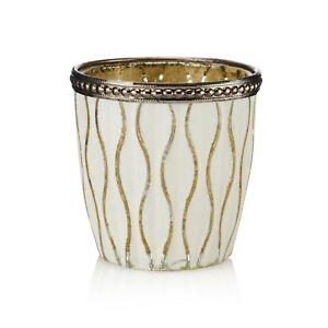 Harlequin-Glass-Vintage-SETS-Tea-Light-Holder-Candle-Votive-Wedding-Centre-piece