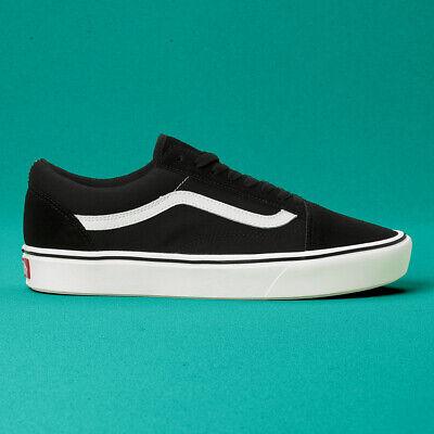 Vans ComfyCush Split Old Skool Skate Sneakers Shoes Black VN0A3WMAVNX Size  4-13 | eBay