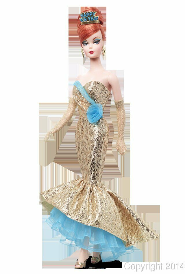 2013 Vacanza Hostess Happy nuovo  Year Bambola Barbie Nuovo   tutti i beni sono speciali