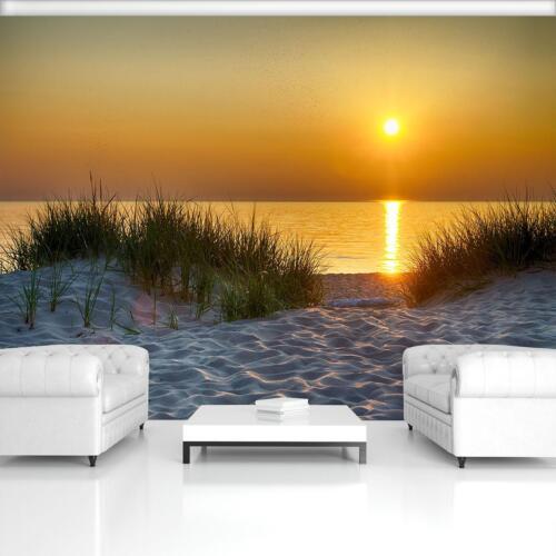 Photo Wallpaper Mural Non-woven 0343418D13 Beach