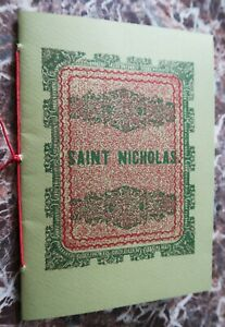 A-Visit-from-St-Nicholas-Night-Before-Christmas-Facsimile-of-1849-First-Edition