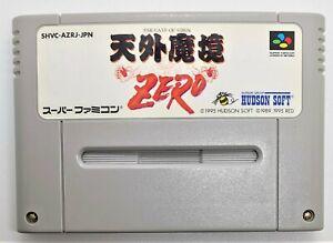 Far East of Eden: cero de vídeo juego para Nintendo Super Famicom japonés Probado