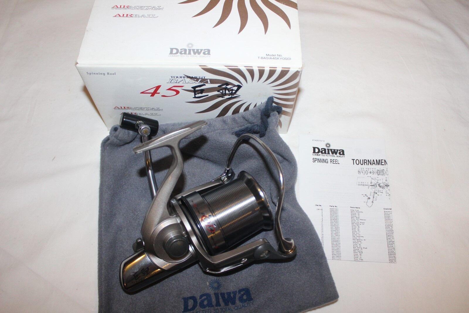 Daiwa Tournament Basia 45-im ovp-nr-1321