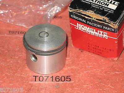 Genuine Homelite Sears XL12 A58903C Complete Piston Assembly Obsolete NLA