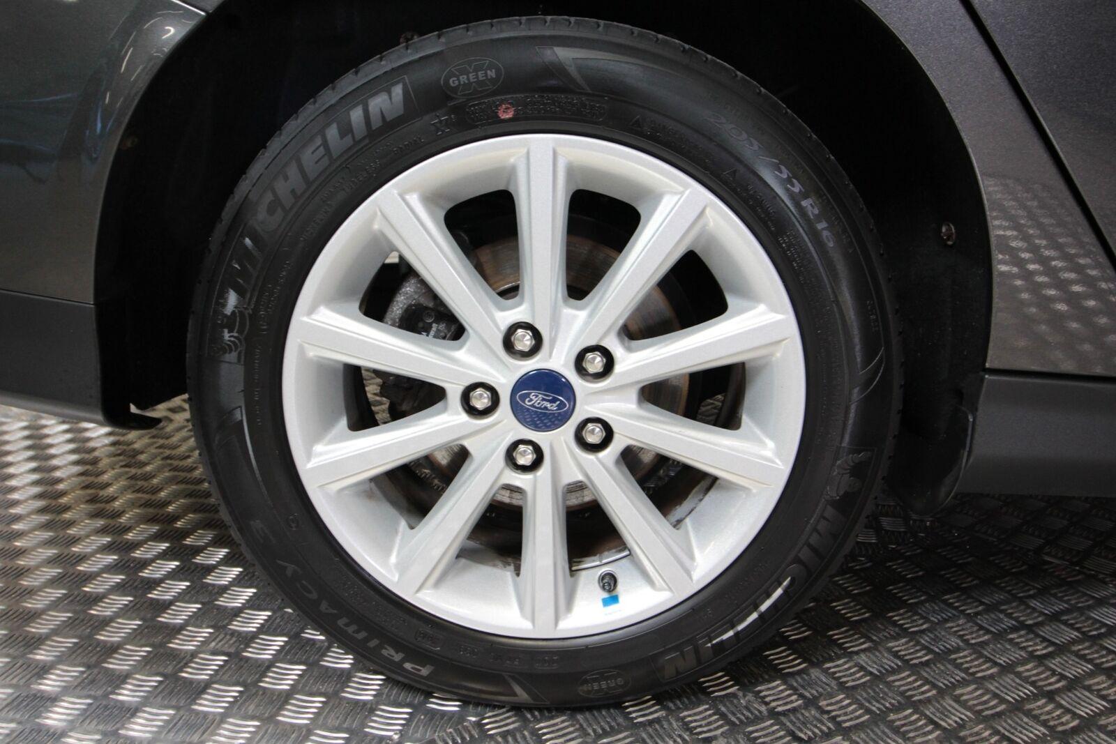Ford Focus TDCi 120 Titanium stc.