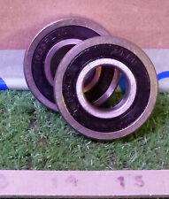 10 NEW PEER SS6001-22-L17 STAINLESS STEEL BALL BEARINGS NNB ***MAKE OFFER***