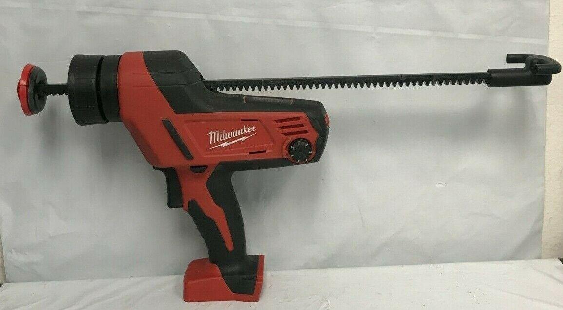 Milwaukee 2640-20 m18 Caulk And Adhesive Gun, G M
