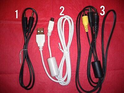 CABLE USB for CANON IFC-300PCU 300 PCU IFC-400PCU 400 PCU