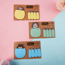 Cute Sticky Note Post Notepad Office School Notebook Sticker Decoration Adhesss