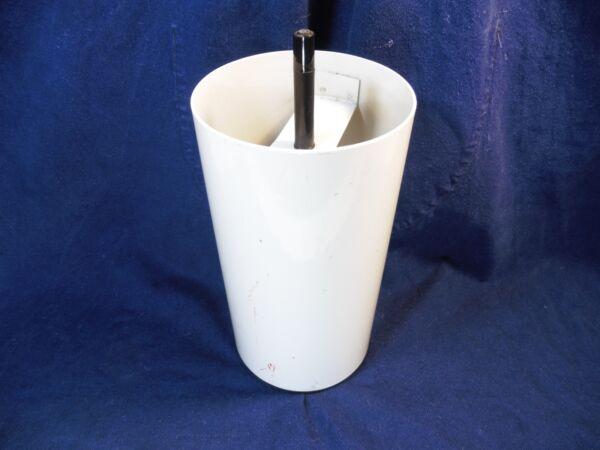 Il Migliore Lampadario Vintage Metallo Vernice Bianco '70 Grande Assortimento