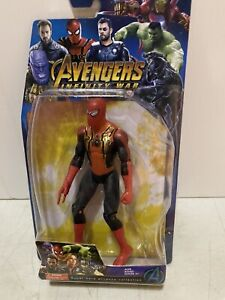Marvel-Avengers-Infinity-War-Movable-Joints-Spider-Man-Spiderman-Action-Figure
