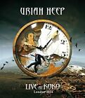Live at Koko by Uriah Heep (CD, Feb-2015, Frontiers Records)