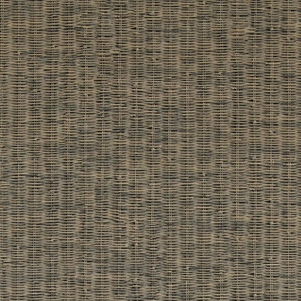 18332 - Riviera Maison Rustic Rattan Beige & Grey Galerie Wallpaper