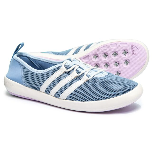 nouveau concept 59aa7 49e35 New Women`s adidas Terrex ClimaCool Boat Sleek Water Shoes BB1920 CM7528