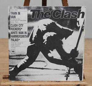 The Clash Nz Press Train In Vain Clash City Rockers