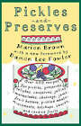 Pickles and Preserves by Marion Brown (Paperback, 2002)