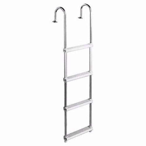 Garelick EEz-In Pontoon Swim Ladder 4-Step 15240:01 Boat Marine MD
