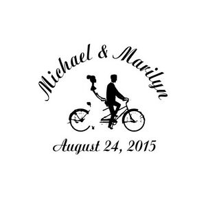 UNMOUNTED-PERSONALIZED-CUSTOM-WEDDING-RUBBER-STAMPS-W40