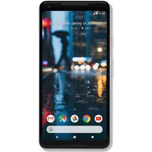 Google Pixel 2 Xl 64gb Black White Android Smartphone Handy Ohne