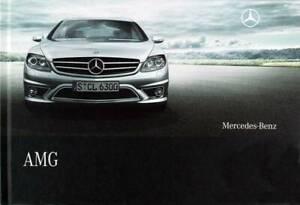 Mercedes-Benz-AMG-Verkaufs-Prospekt-Buch-brochure-HC-11-2007