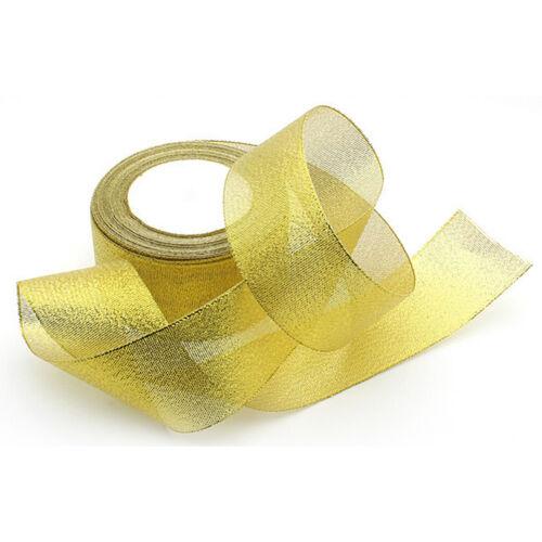 Silk Satin Ribbon 25 yards Wedding Party Festive Decor Craft Gifts Wrapping DSUK