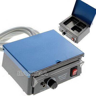 Brand New Analog Wax Heater Pot for Dental Lab 110/220V Free shipping