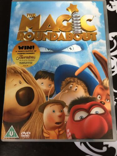 1 of 1 - Magic Roundabout (DVD, 2005)