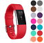 For-Fitbit-Charge-2-Strap-Replacement-Silicone-Wristband-Band-Watch-Wrist-Straps thumbnail 21