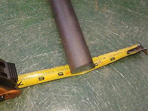 """6 pc LOT A-36 HR STEEL ROUND STOCK machine shop bar rod blacksmith 7//8/"""" OD x 6/"""""""