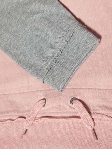 Name It NKMDYLAN UNB SWE HOOD Hoodie Pullover Sweatshirt doppelllagig Rosa