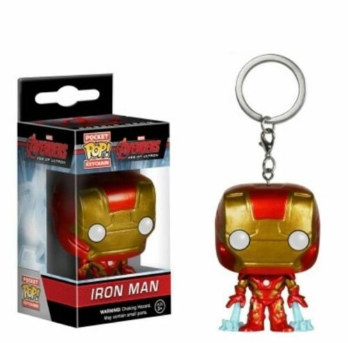 Keychain Funko Pocket Pop Vinyl Figure Keyring Collectable Toy Gift New In Box