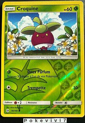 Carte Pokemon SHARPEDO 82//149 Holo Soleil et Lune 1 SL1 FR NEUF