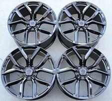 Set4 24 24x95 5x120 Black Wheels Fit Range Rover Hse Sport Svr Lr3 Lr4 Fits Range Rover