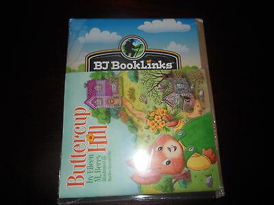 BUTTERCUP HILL Booklinks Guide and book homeschool 1st gr. Bob Jones BJU